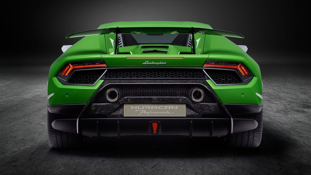 Lamborghini Huracan Performante 2017 – 6