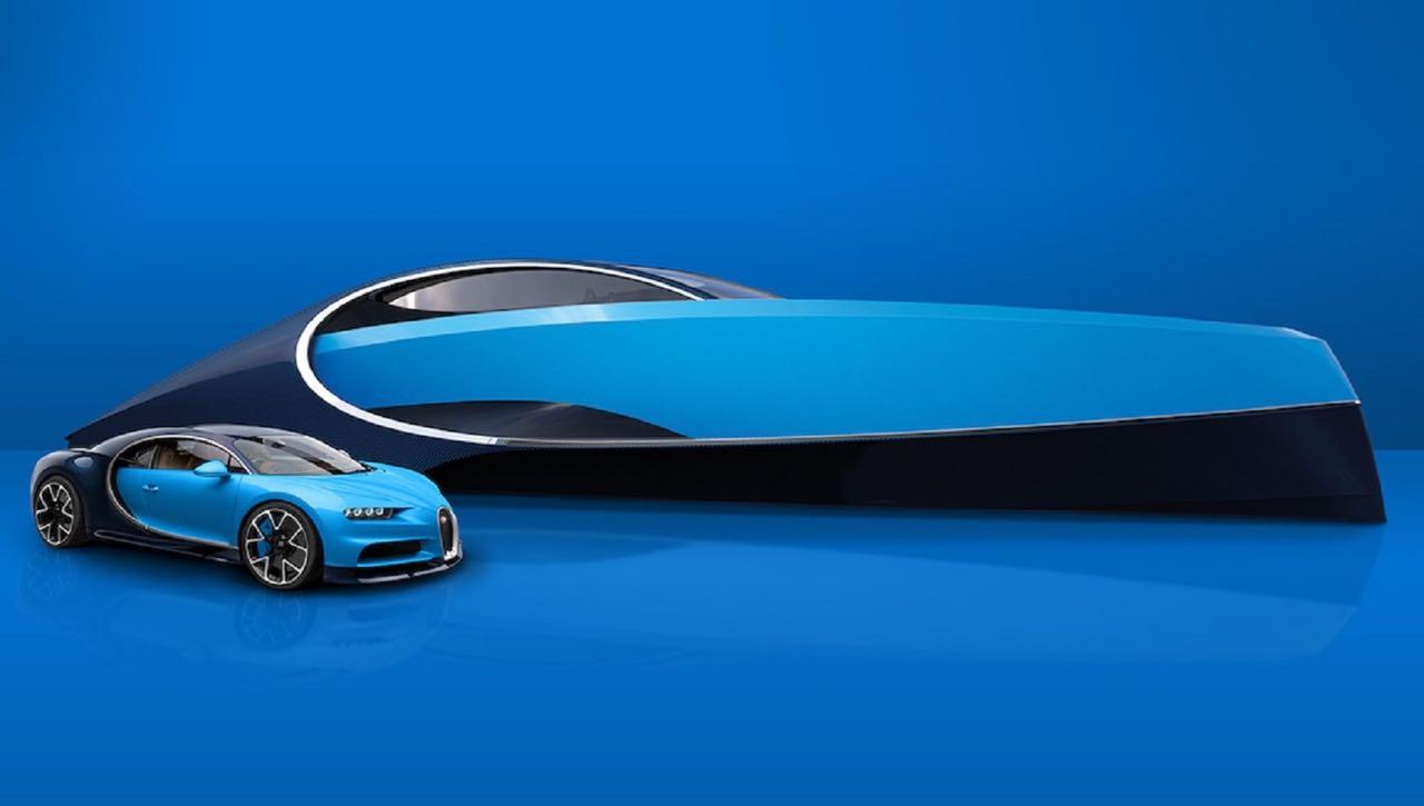Niniette 66 barco Bugatti Chiron – 13