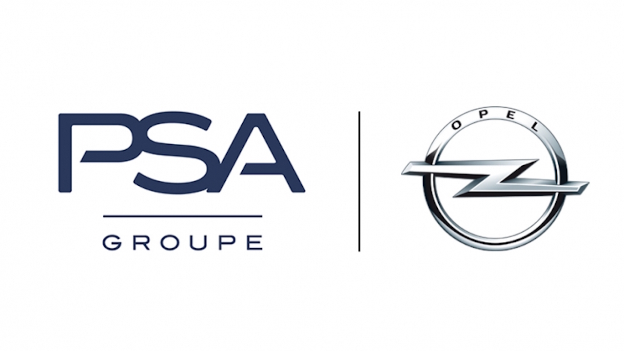 PSA Opel logo