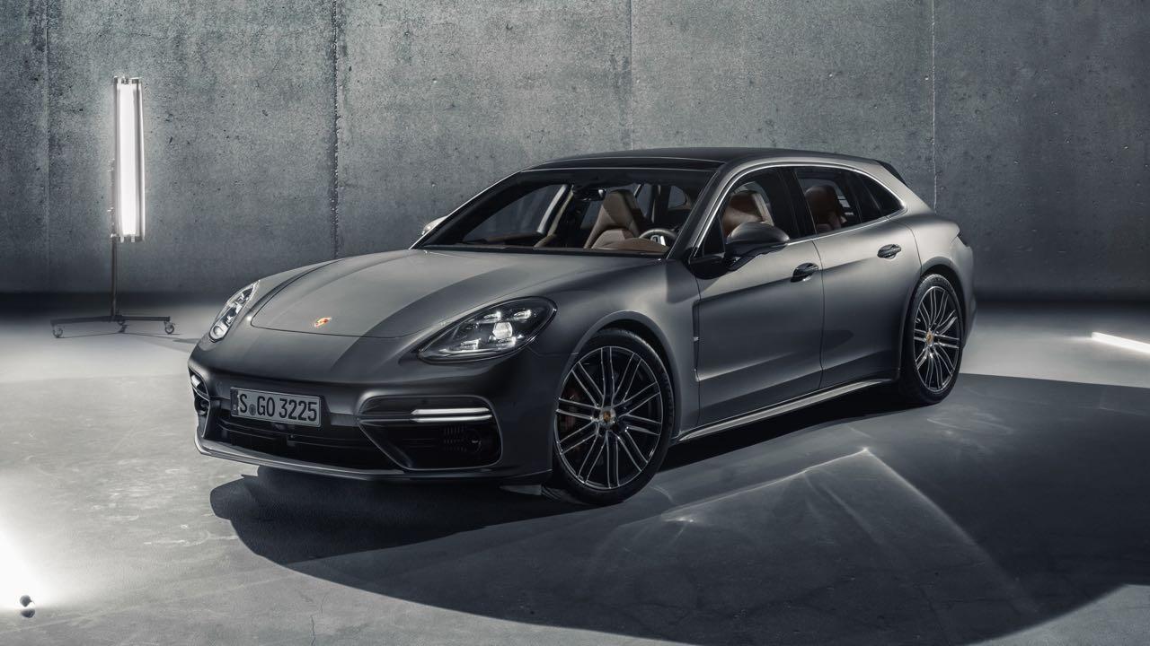 Porsche Panamera Sport Turismo 2018 – 2