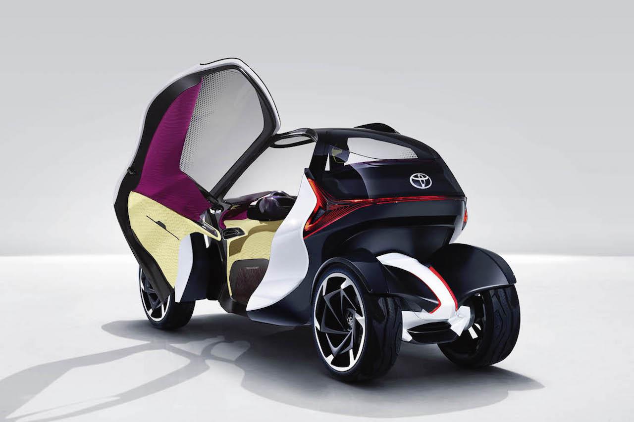 Toyota i-Trill Concept 2017 02