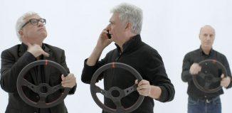 Campaña de la DGT contra el uso del móvil al volante