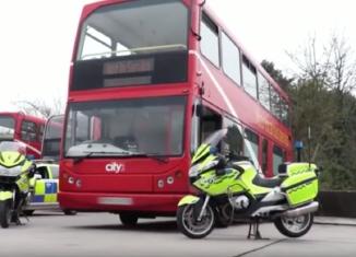 autobus britanico