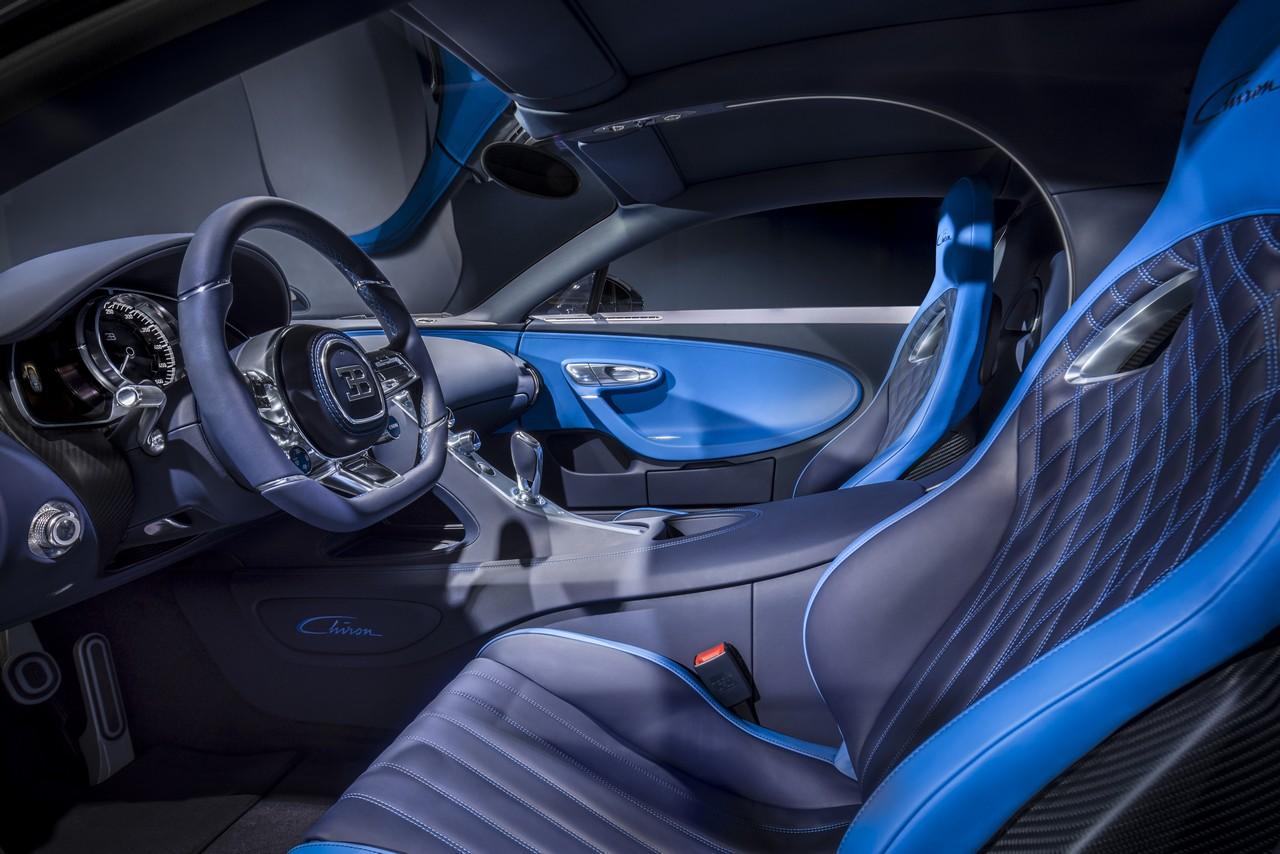 el bugatti chiron ya ha vendido la mitad de su producci u00f3n