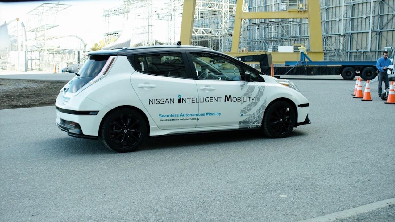 Seamless Autonomous Mobility: The ultimate Nissan Intelligent Integration