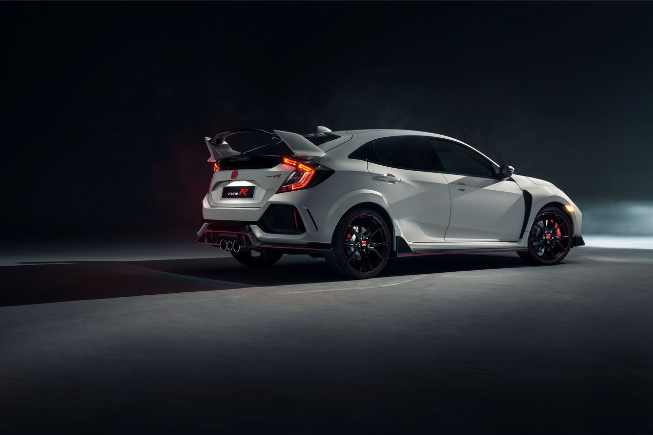 honda civic type r m s deportivo que nunca con 320 cv. Black Bedroom Furniture Sets. Home Design Ideas
