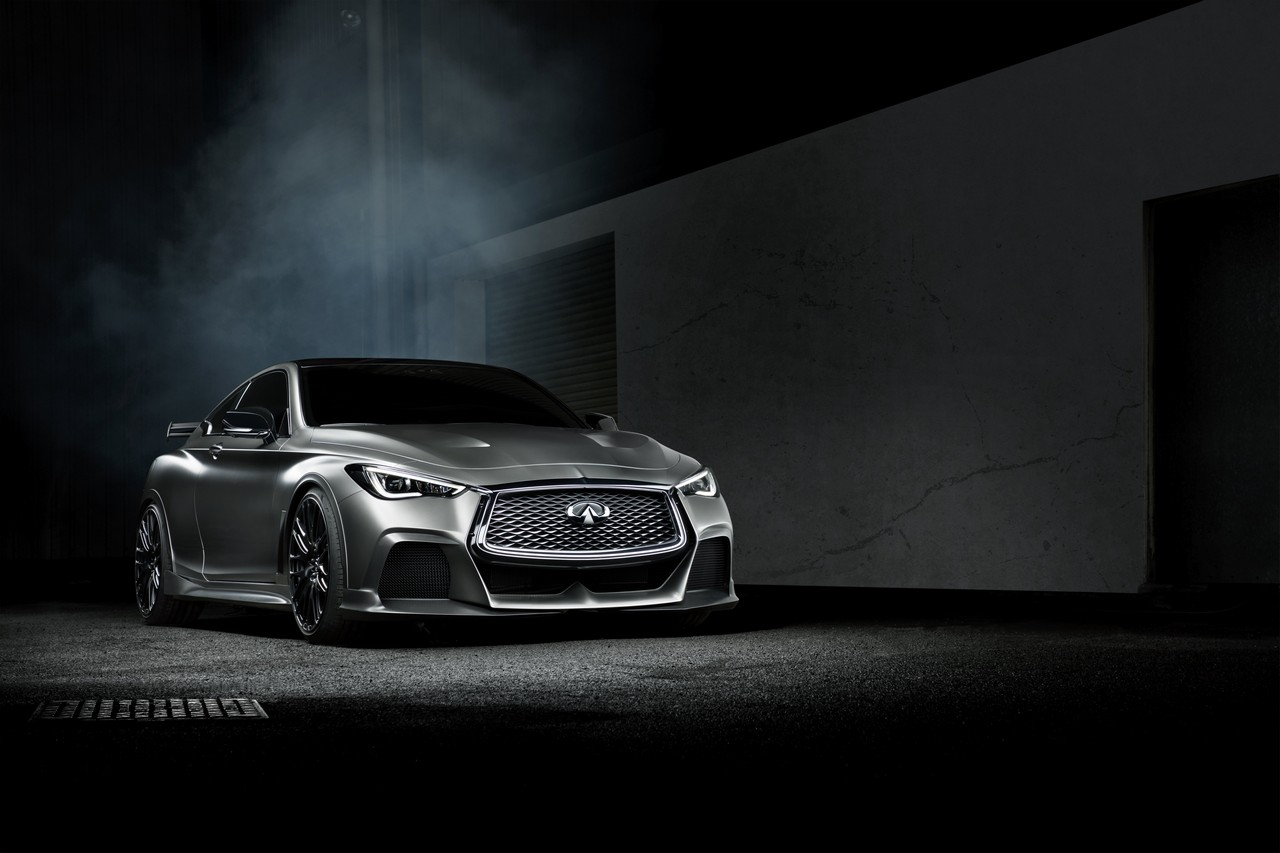 Introducing Project Black S – an exploration of a new INFINITI