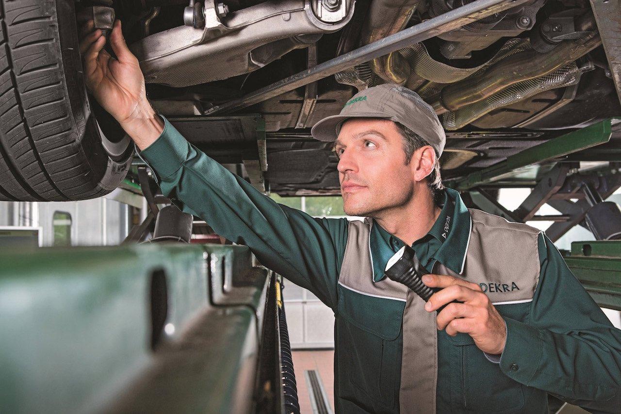 inspeccion mecanica Dekra