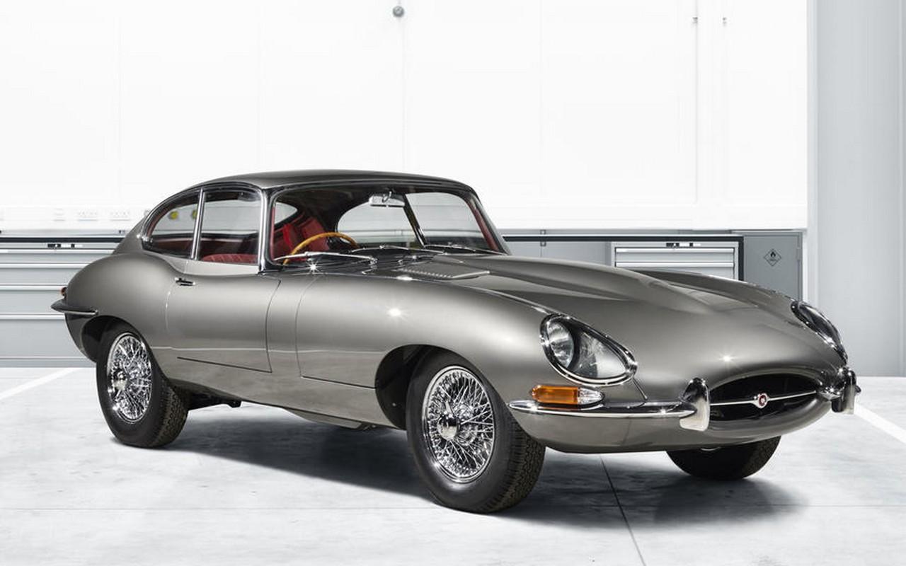 jaguar E type reborn 4