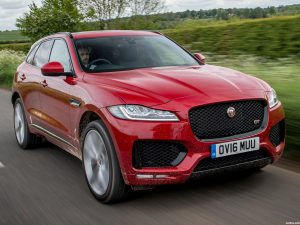 Jaguar F-Pace S 30d AWD UK 2016