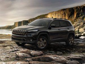 Fotos de Jeep Cherokee 75th Anniversary Europa 2016