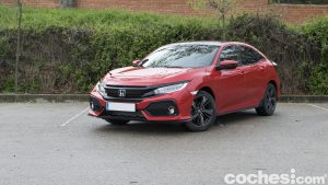 Honda Civic 2017, prueba contacto de la décima generación