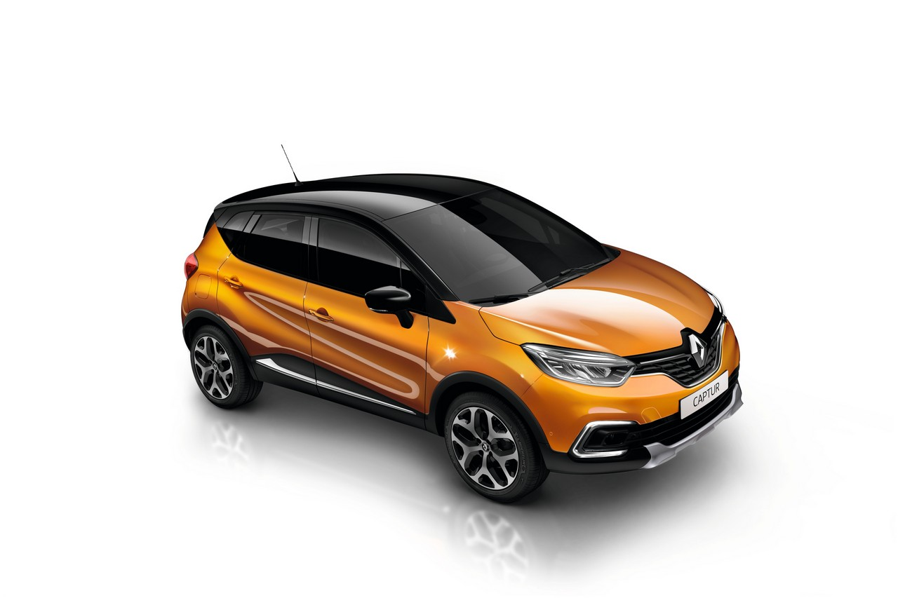 renault captur 2017 precios motores equipamientos. Black Bedroom Furniture Sets. Home Design Ideas