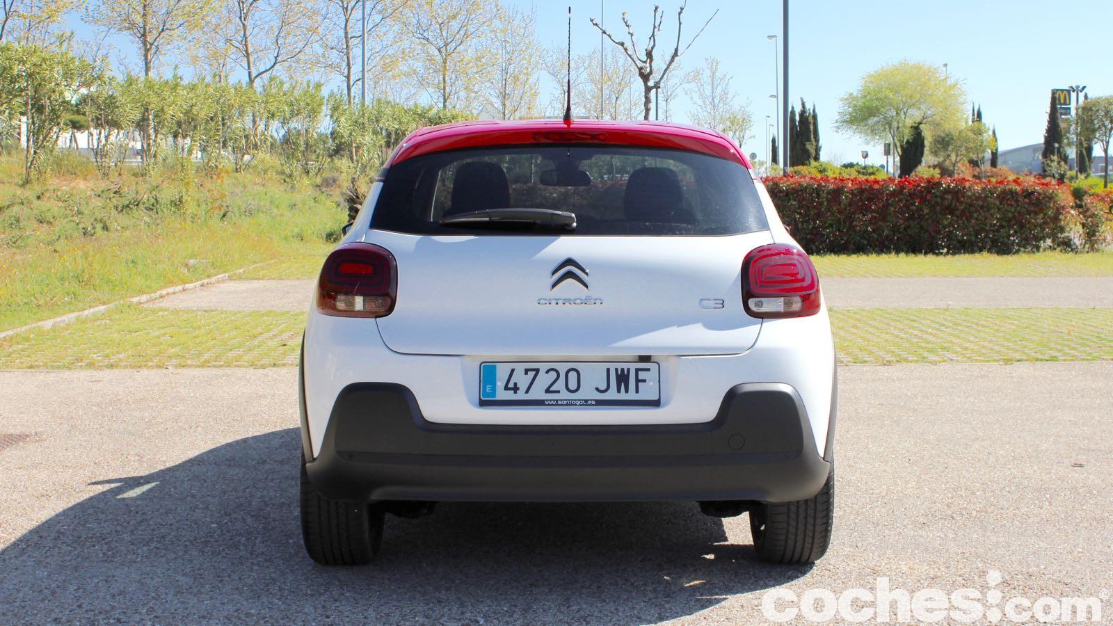 932a12ce1 Citroën C3 2017, prueba contacto y opinión