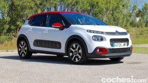 Citroën C3 2017, prueba contacto con un utilitario diferente