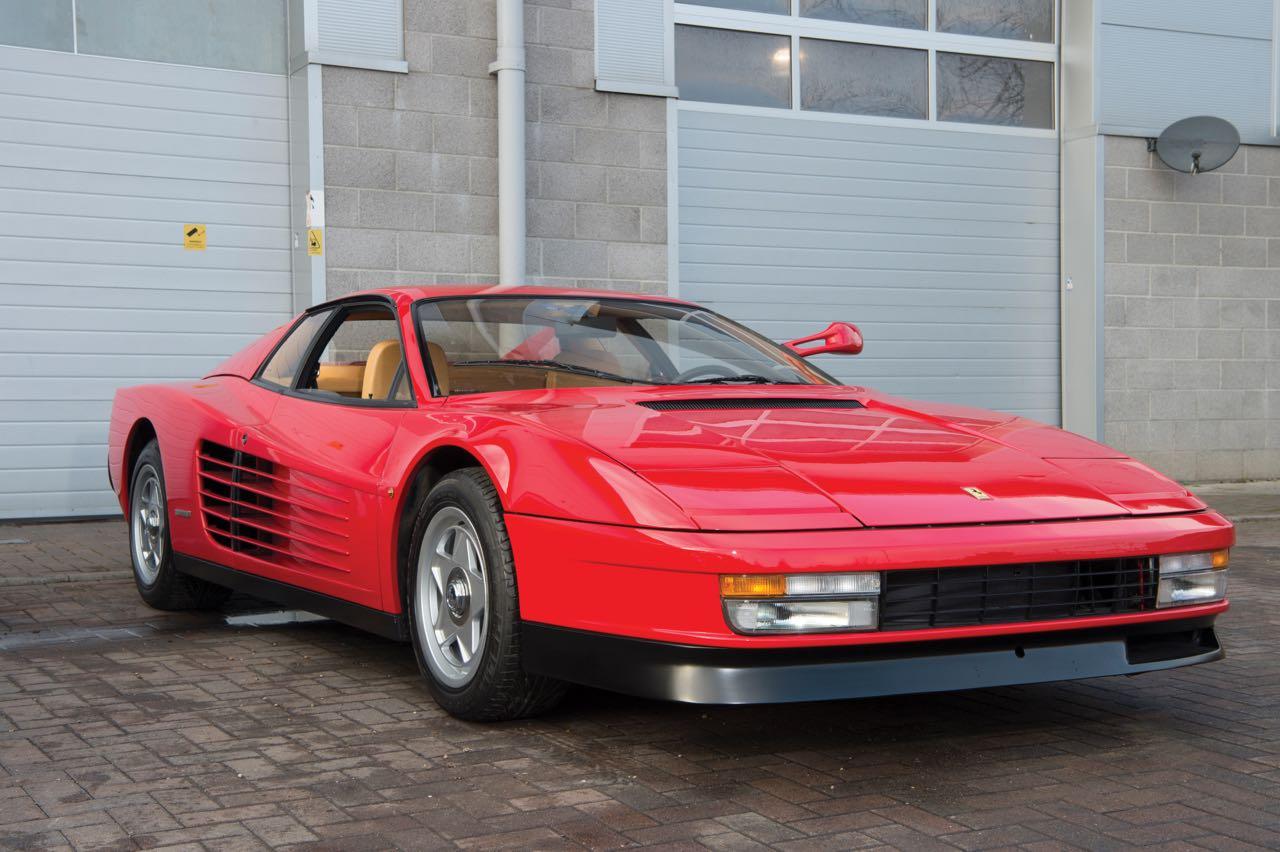 Ferrari Testarossa Monospecchio El Original