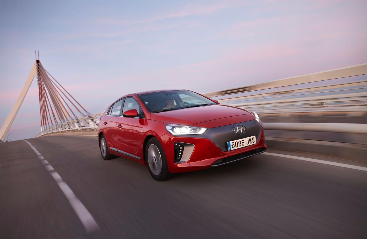 Hyundai Ioniq EV 2017 – 4