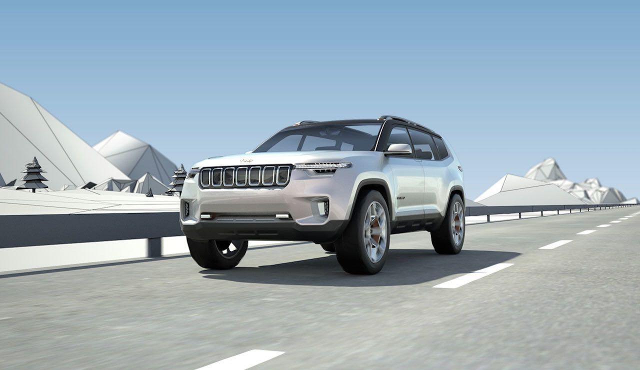 Jeep Yuntu Concept 2017 – 1