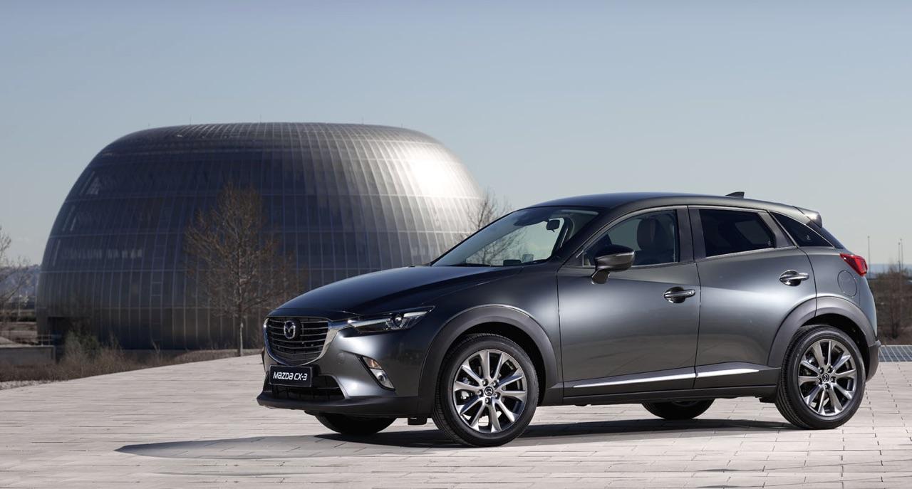 Mazda CX-3 Sense Edition 2017