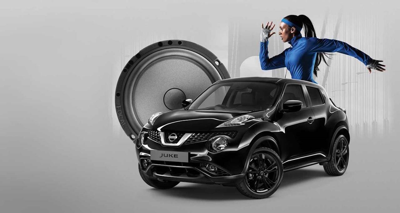 Nissan Juke ediciones especiales UK 01