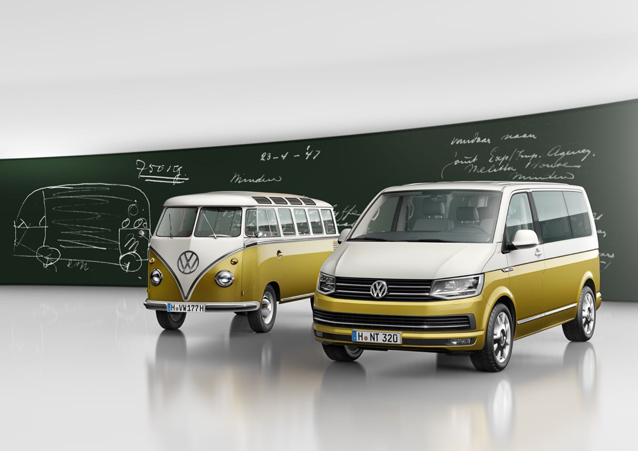 Volkswagen Multivan Edicion 70 anos Bulli – 2