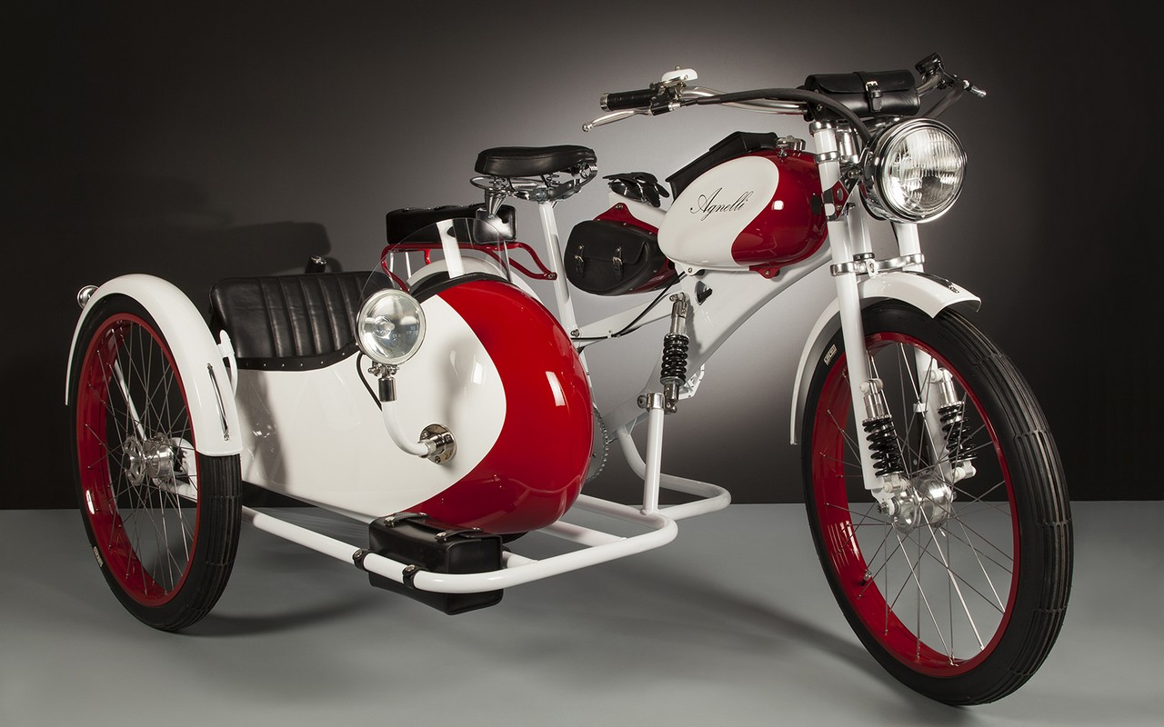 Agnelli Milano: bicis eléctricas retro que te conquistarán