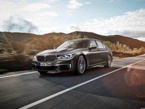 Fotos de BMW M760Li xDrive G12 2016
