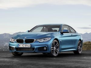 BMW Serie 4 M Sport Coupe 2017