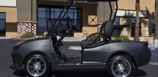 camaro para golf