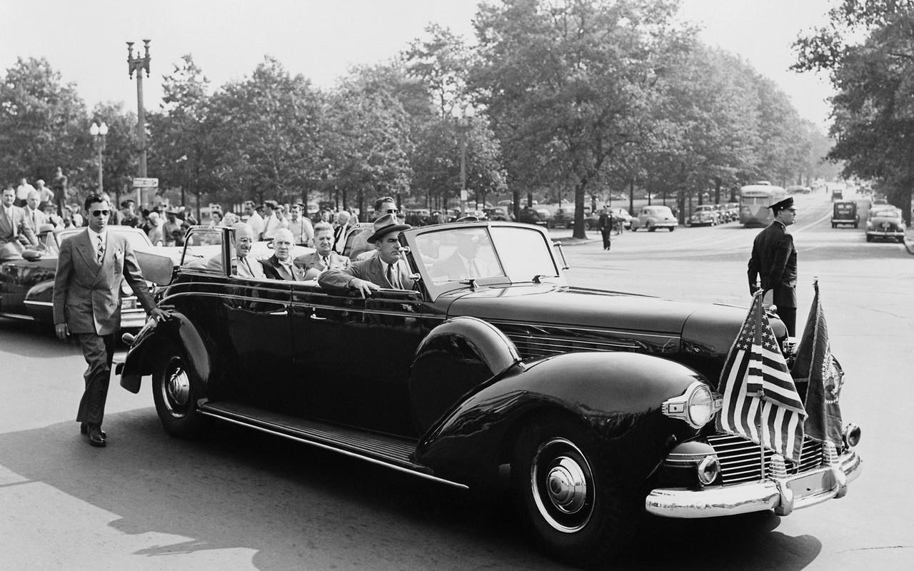 coches presidenciales 2