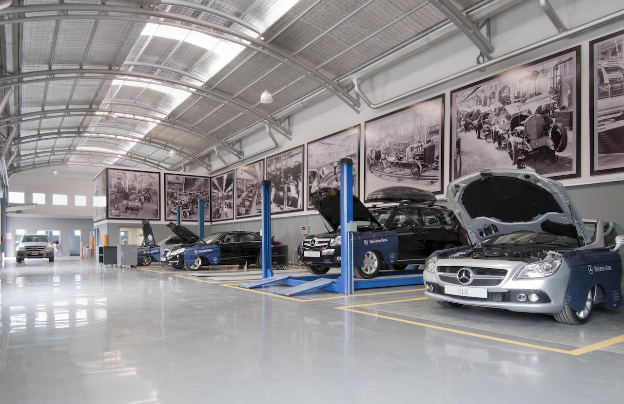 concesionario Mercedes-Benz