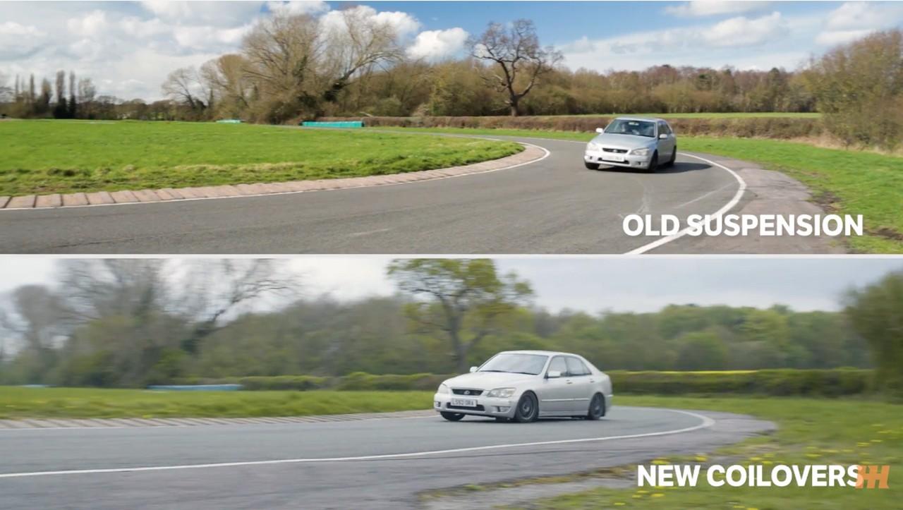 cuanto-mejora-coche-con-nuevo-escape-y-suspensiones