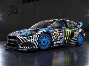 Fotos de Ford Focus RS RX DXB 2016