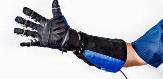 guante robot GM