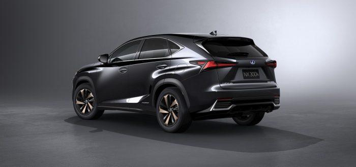 Lexus NX 2018, ligeros retoques para el SUV japonés