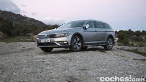 Volkswagen Passat Alltrack 2.0 TDI 190 CV DSG 4MOTION, prueba a fondo del familiar aventurero