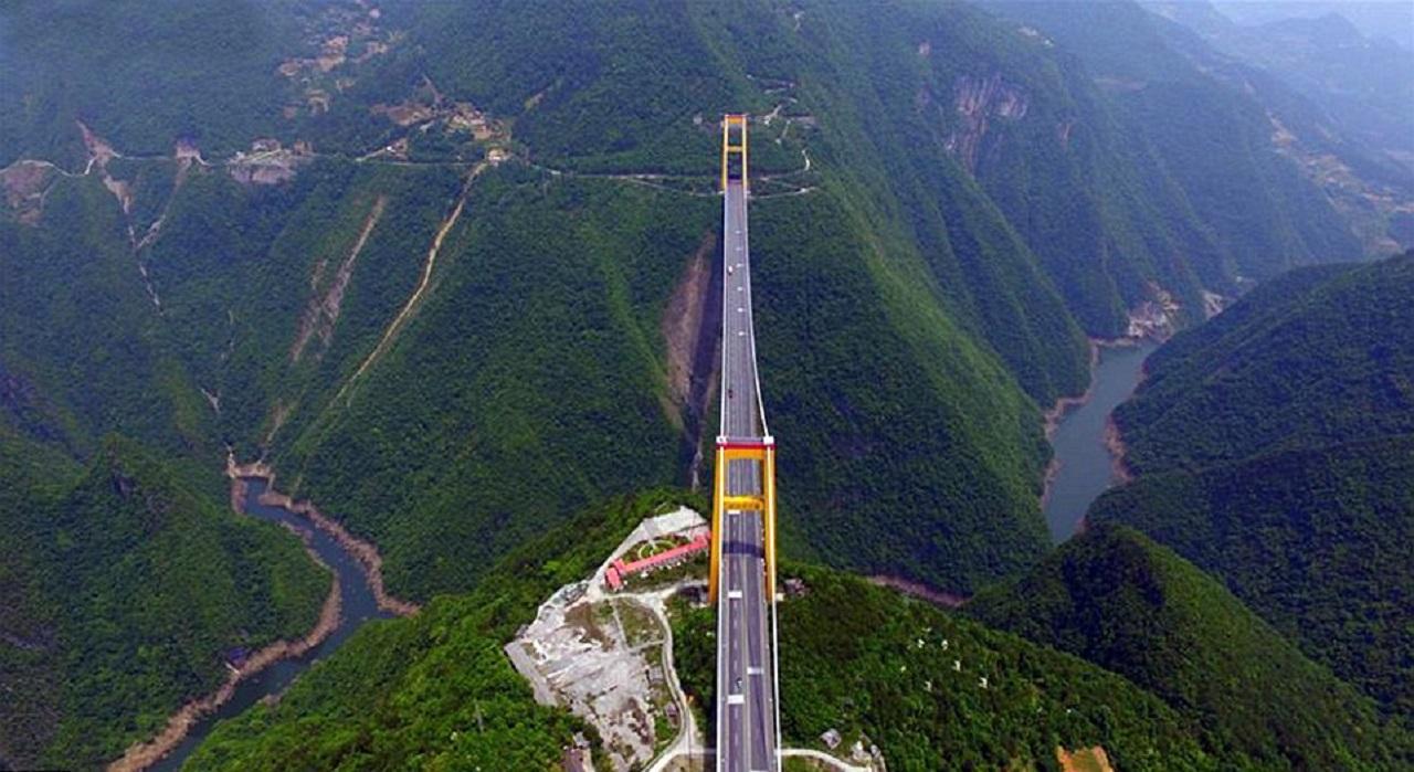 puente chino mas alto del mundo 2