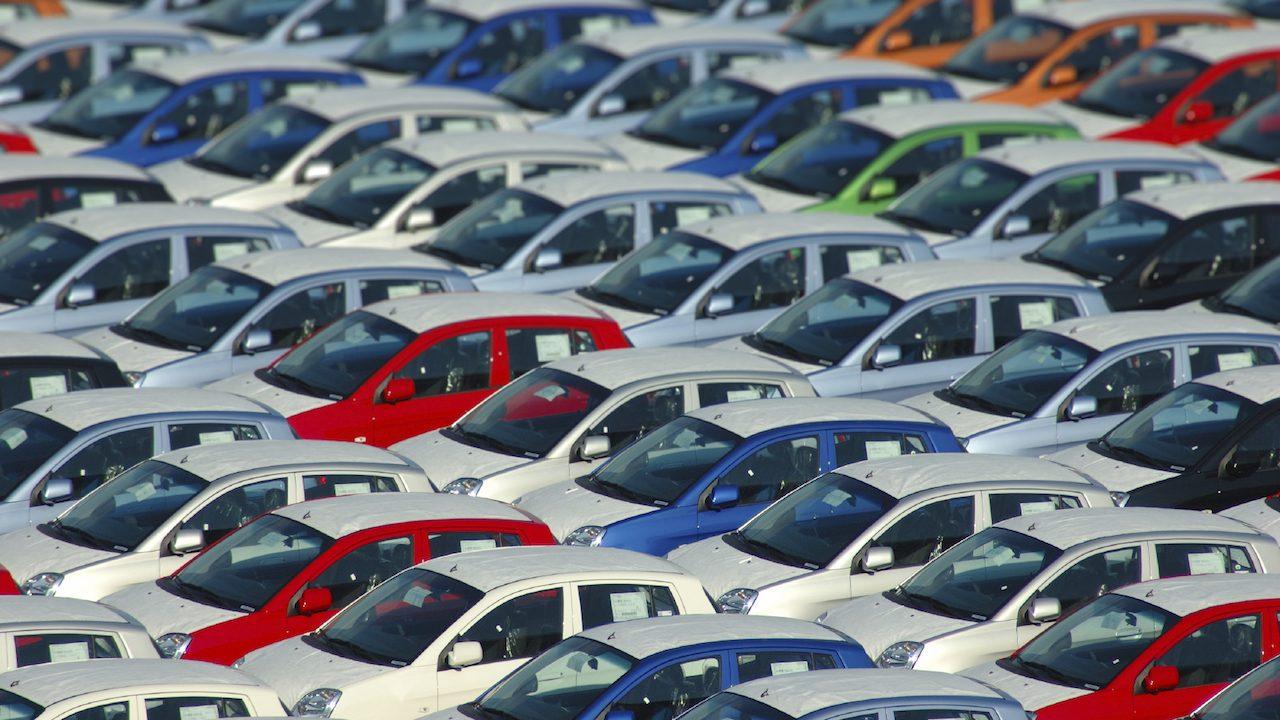 stock coches segunda mano
