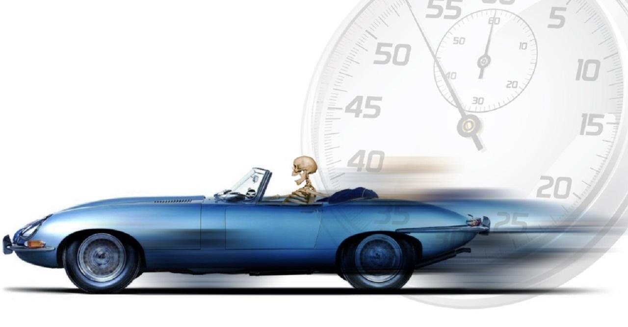 velocidad maxima a la que podemos ir los humanos