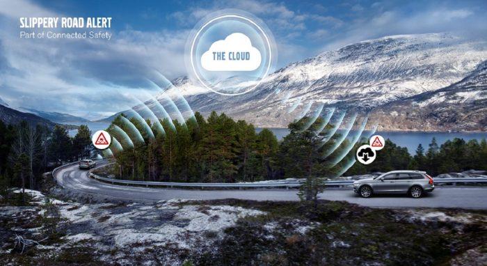 Volvo quiere mejorar la seguridad vial compartiendo datos