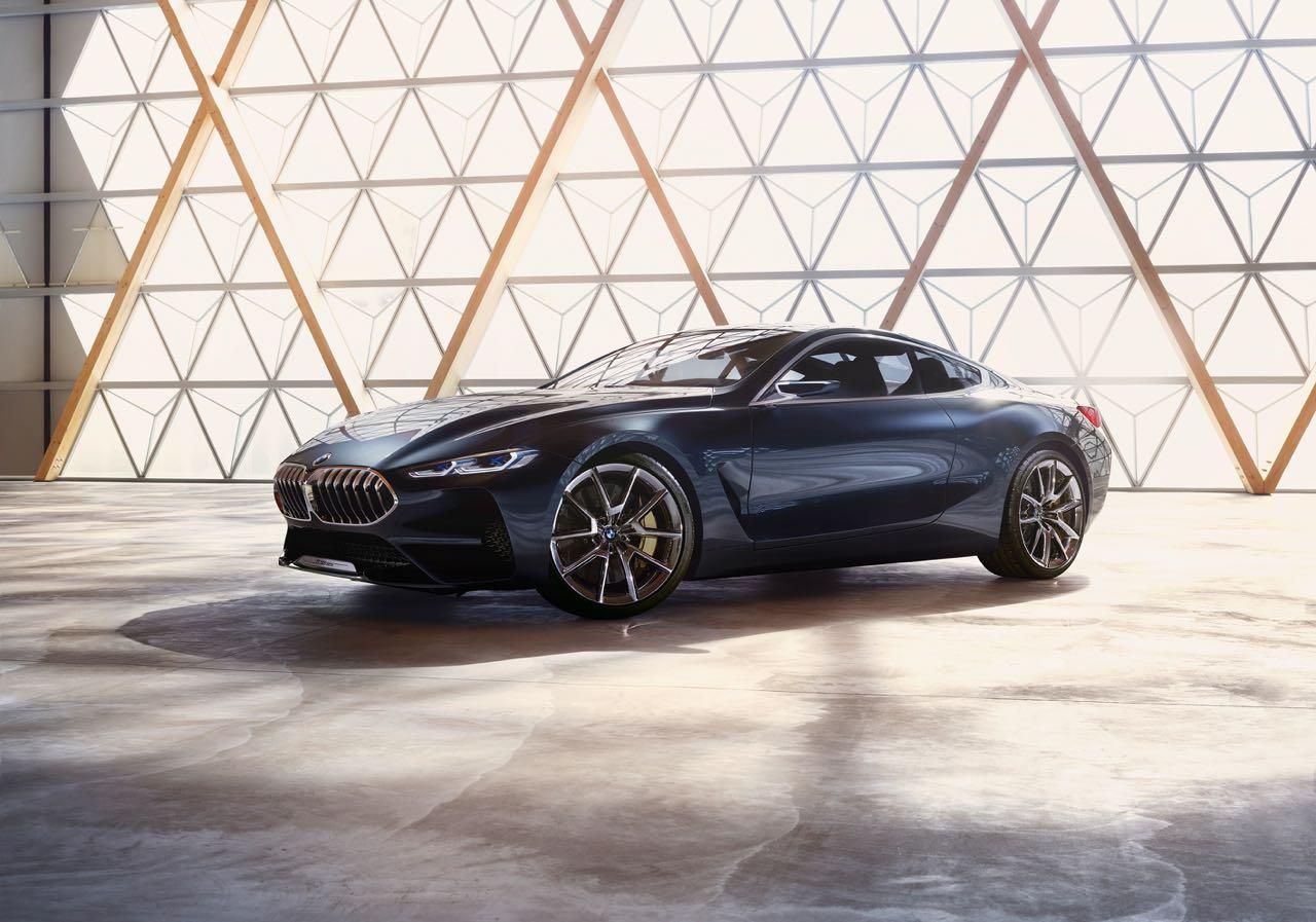 BMW Serie 8 Concept 2017 – 1