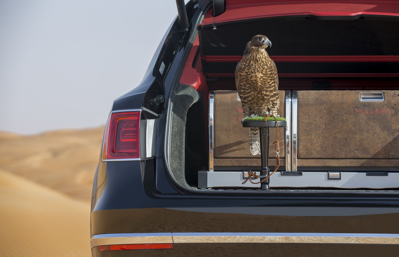 Bentley Bentayga Falconry by Mulliner (35)