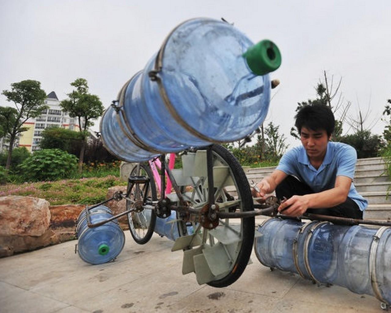 Bicicleta anfibio (3)
