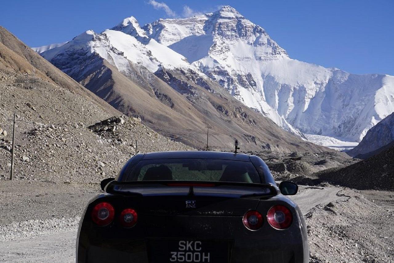 De Singapur al Himalaya en un GT-R (6)