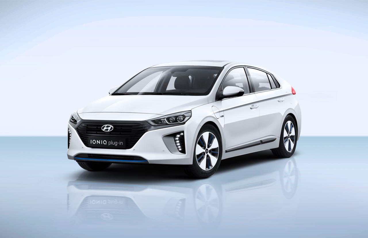 Hyundai Ioniq plug-in 2017 – 3