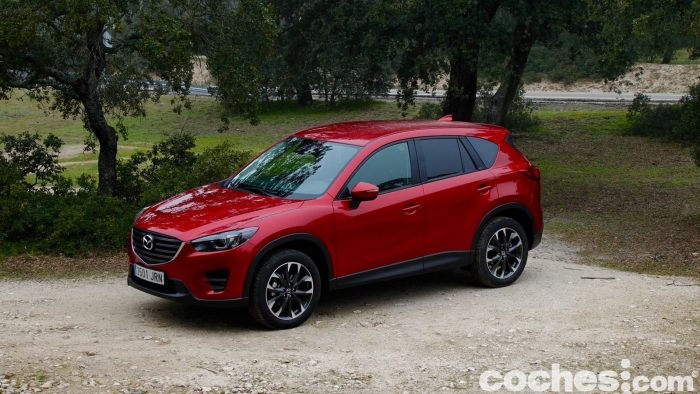 Mazda Cx 5 Black Tech Edition Prueba A Fondo