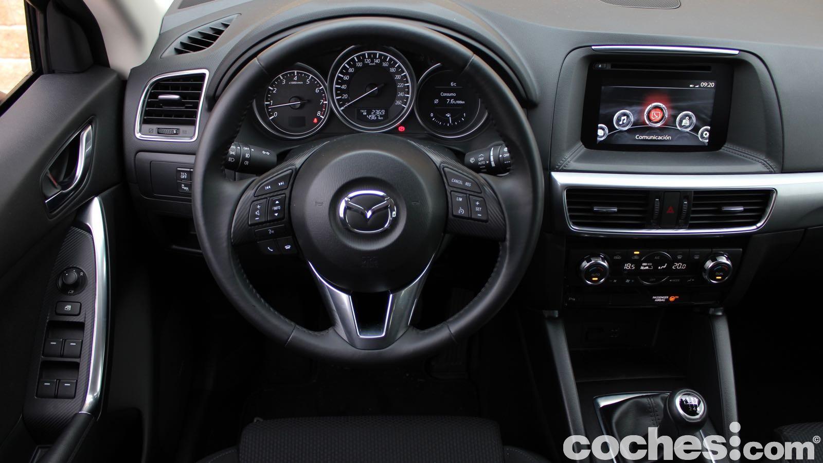 Mazda El Paso >> Mazda CX-5 Black Tech Edition, prueba a fondo