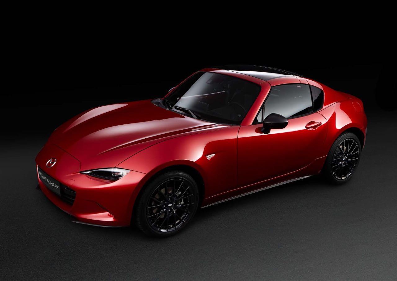 Mazda MX-5 RF Ignition 2017 – 1