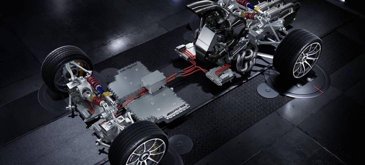 Mercedes-AMG Proyect One adelanto – 5