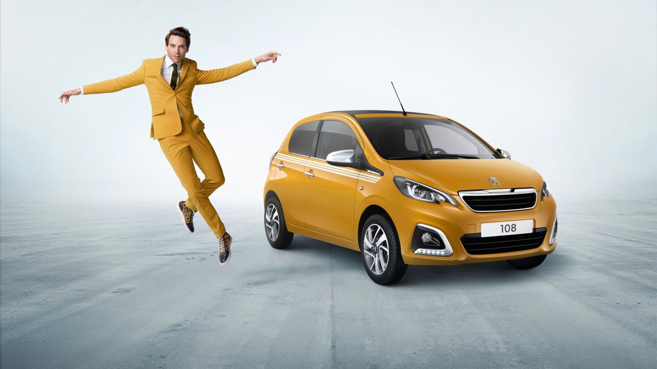 Peugeot 108 Collection 2017 – 1